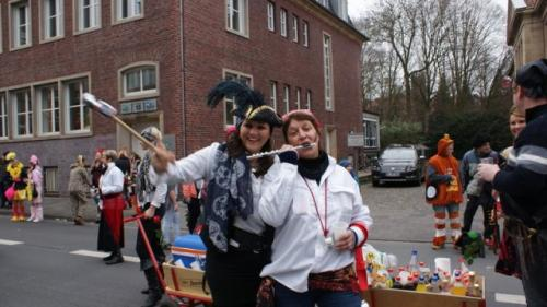 Karneval Münster 2014